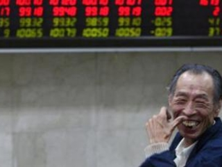 S&P Futures Surge As Chinese Stocks Explode Higher