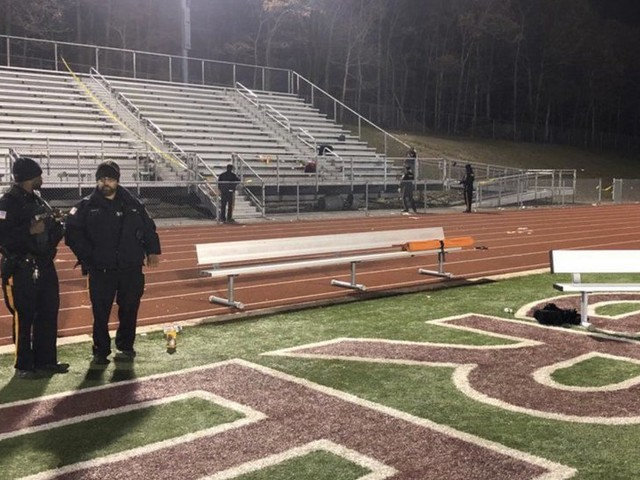 Shooting at New Jersey High School Football Game Seriously Injures 2