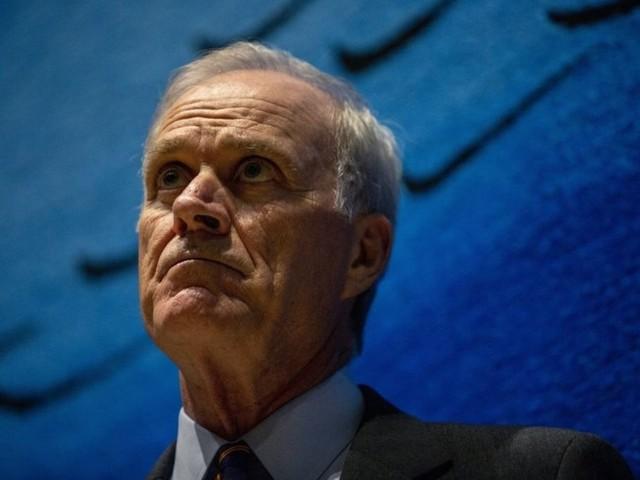 Breaking: Navy Secretary Richard V. Spencer has been fired