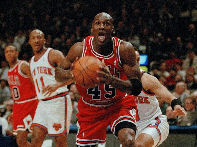Michael Jordan's greatest moments, according to the Post Sports staff