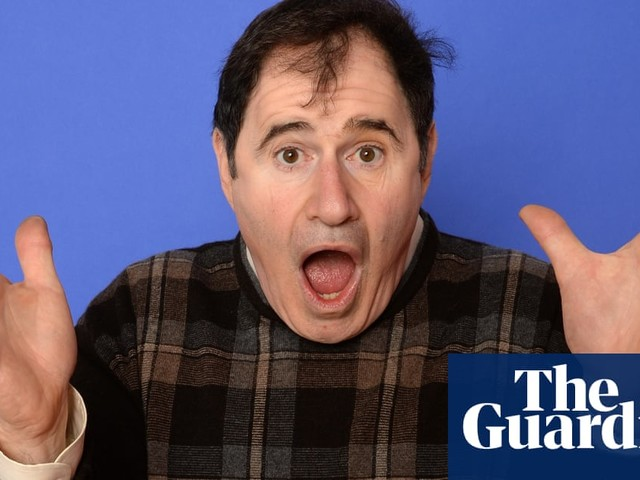 Richard Kind: 'I'm a team player, but I also want to win'