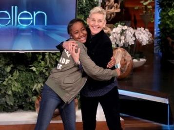 'Renegade Dance' Creator Jalaiah Harmon Cops $5K & Shine From 'Ellen DeGeneres,' The NBA, K. Camp & Michelle Obama!