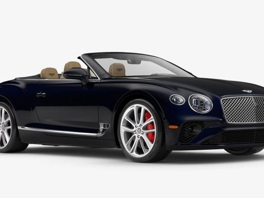 2021 Bentley Continental--GT W12 Convertible