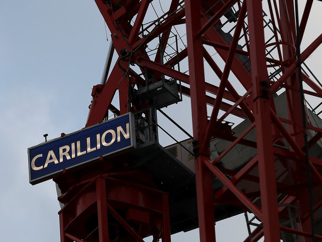 Union Blasts Carillion's 'Reckless Corporate Irresponsibility' Amid Last-Ditch Rescue Talks