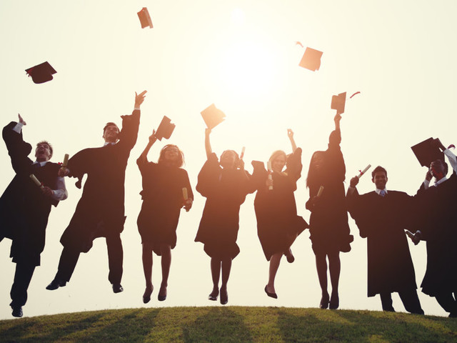 Here's How To Deal With The Graduation Blues