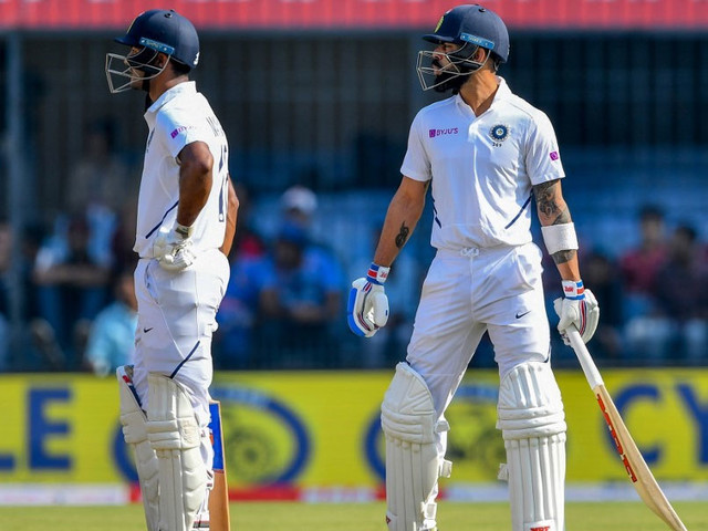 """""""Great To Have Someone Like Virat Who Can Motivate You"""": Mayank Agarwal"""