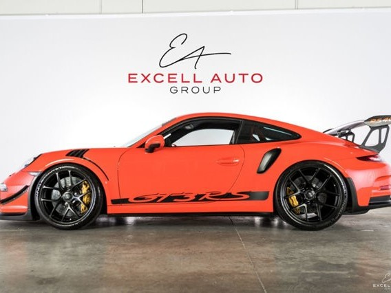 2016 Porsche 911--GT3--RS 2dr Coupe GT3 RS