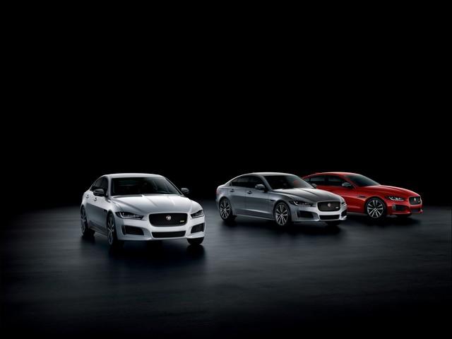 When 300 Means 2.0: Jaguar's Smallest Sedan Lands New Trim