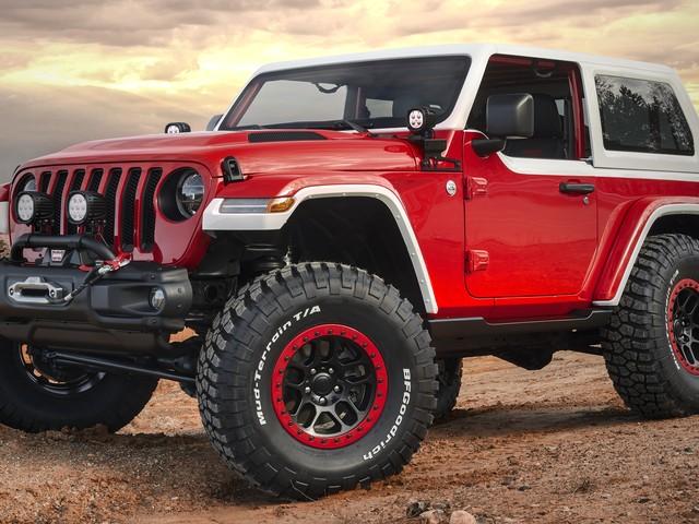 Jeep Wrangler Jeepster
