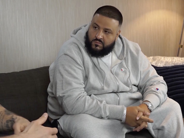 Music Mogul DJ Khaled Hustled for 25 Years, and Now He's Living His Dream Life