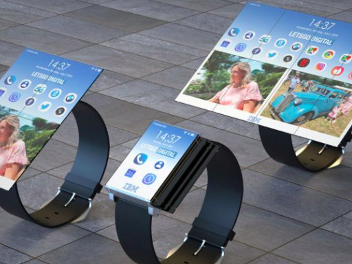 This is the craziest smartwatch design you've ever seen, and it's not from Apple or Samsung