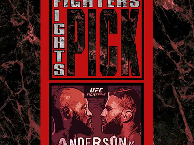 Fighters Pick Fights - Corey Anderson vs. Jan Blachowicz 2 - UFC Rio Rancho