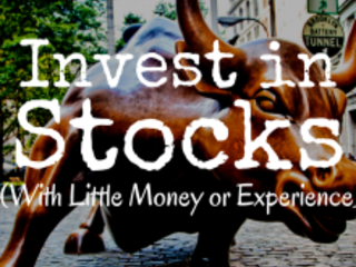 4 Ways to Invest in Stocks with Little Money or Experience