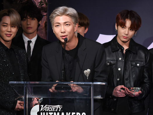 BTS Says New Music Coming Soon (Watch)