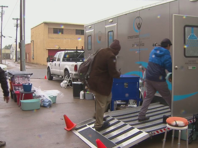 Thieves Steal From North Texas Charity That Helps The Homeless