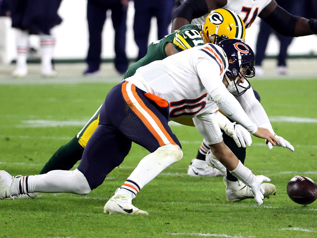 Bears have turned into the NFL's primetime laughingstock