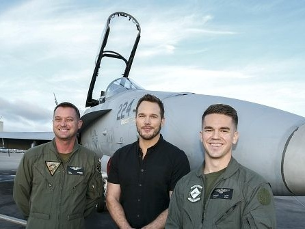 Chris Pratt Shares Emotional Veterans Day Tribute: Celebrate the 'Brave Men and Women Who Sacrifice'