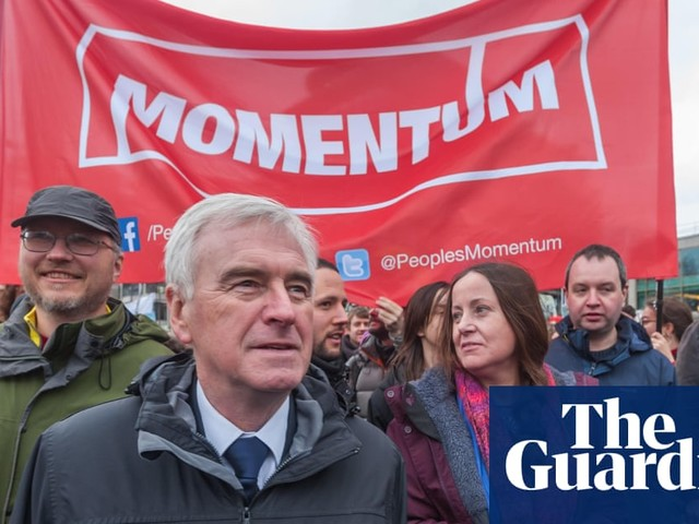 Election 2019: inside Momentum – podcast
