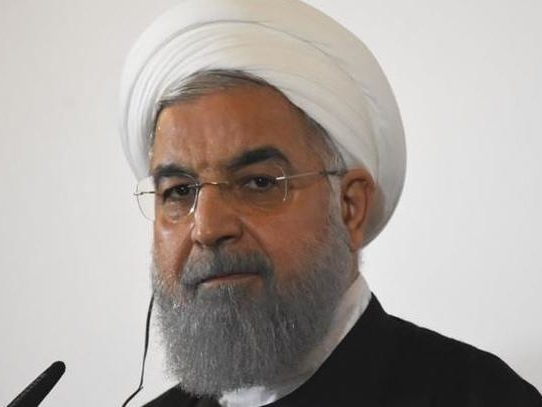 """Rouhani Says """"Never Threaten Iran"""" In Evoking Downed Airliner With 290 People Onboard"""