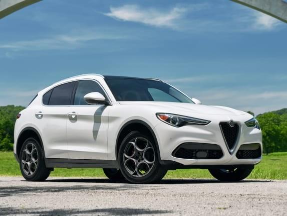 2018 Alfa Romeo Stelvio Review: First Drive