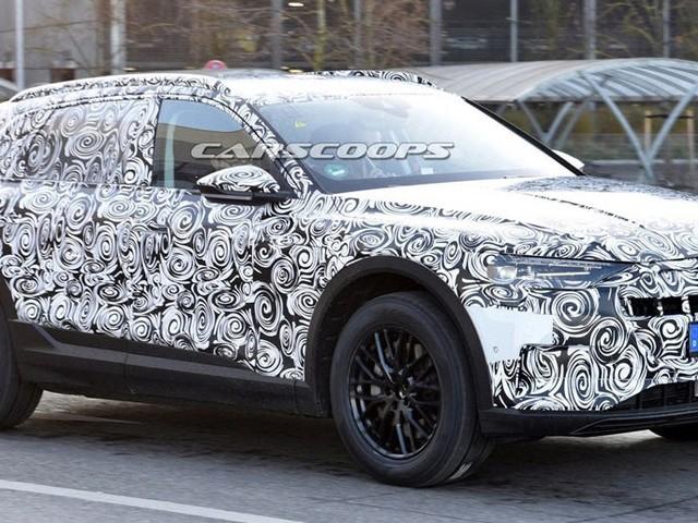 Audi E-Tron Looks To Electrify The Booming Crossover Segment