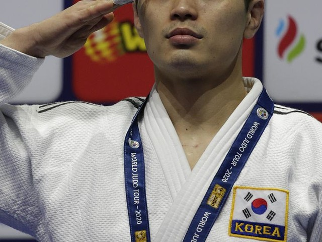 Enthusiastic opening to the 2020 World Judo Tour