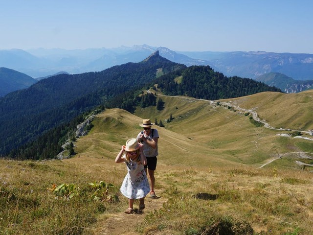 My family of four saved thousands by doing a home exchange in the French Alps instead of a traditional summer rental. Here's what it was like.