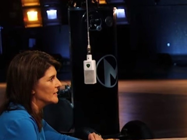 Nikki Haley tells Glenn Beck why US must stand with Hong Kong: 'This is all part of China's grand plan'