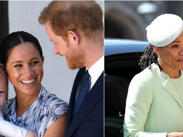 Meghan Markle and Prince Harry could take baby Archie to the US for his first Christmas with the duchess' mother