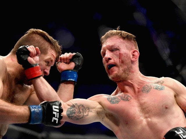 Gray Maynard no longer with UFC