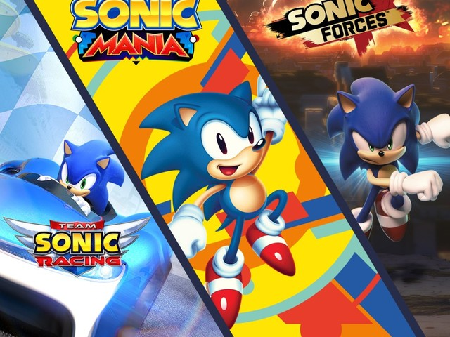 The Ultimate Sonic Bundle Is Now Available For Xbox One