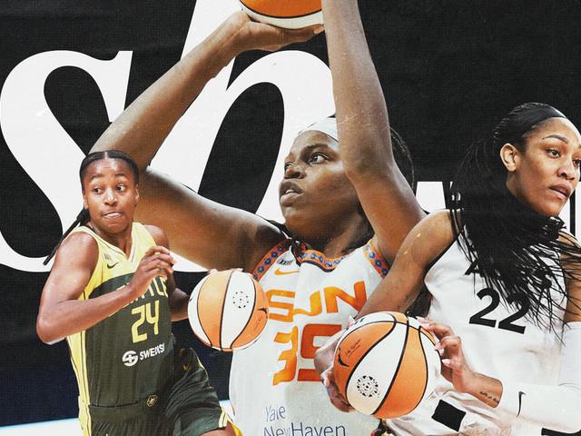 WNBA championship contenders, ranked
