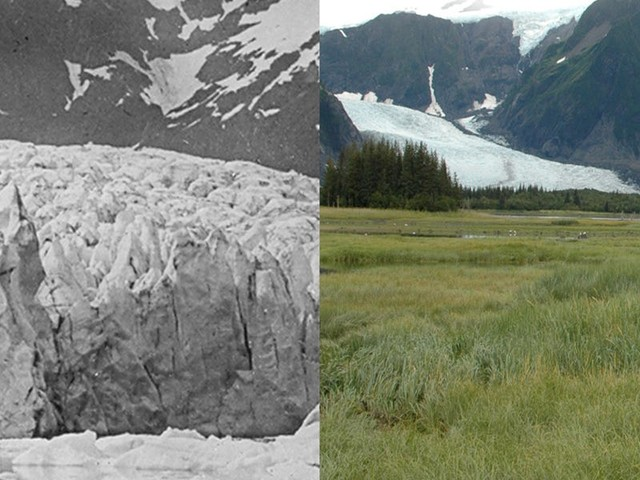 The only #2009vs2019 photos we should care about — people are using the '10-year challenge' as a stark warning about what's happening to our planet
