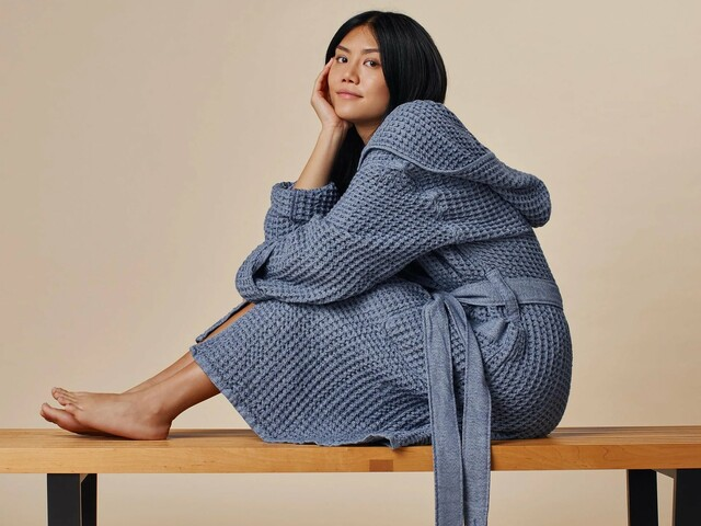 Swaddle Yourself Cozy With These Top-Rated Bathrobes