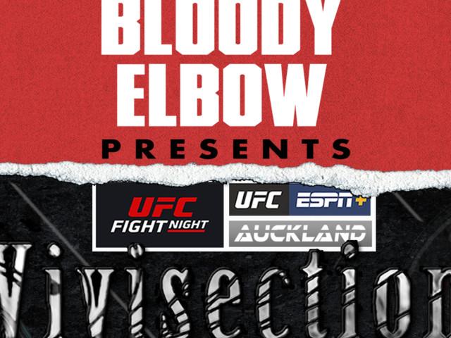 MMA Vivi - UFC Auckland PRELIMS picks, odds, & analysis
