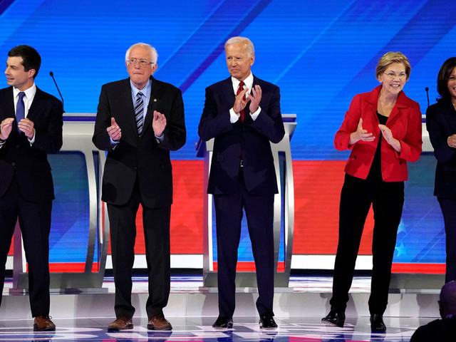 Everything you need to know about tonight's Democratic debate