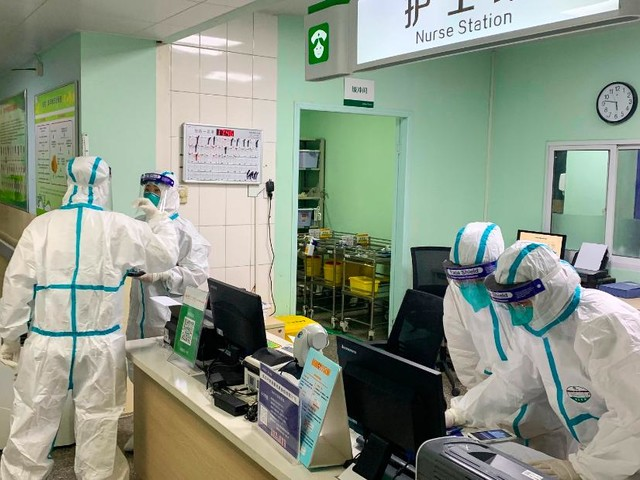 Wuhan to build hospital dedicated to virus outbreak in six days