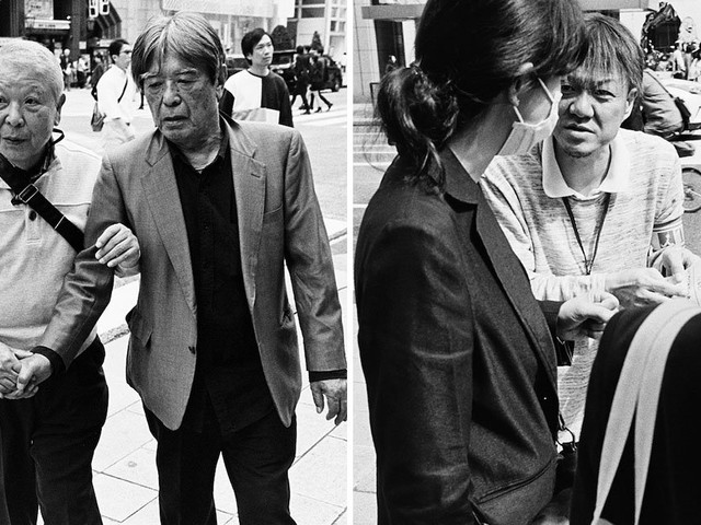 The Only Rule in Street Photography