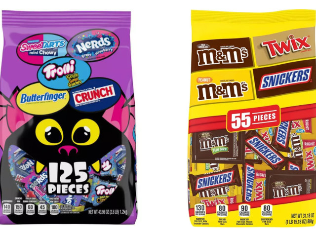 Today Only! 30% Off Halloween Candy at Target | Mars, Hershey, & More