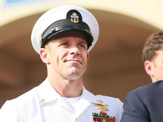 Pardoned former SEAL Eddie Gallagher attacks SEALs who testified against him as 'cowards'