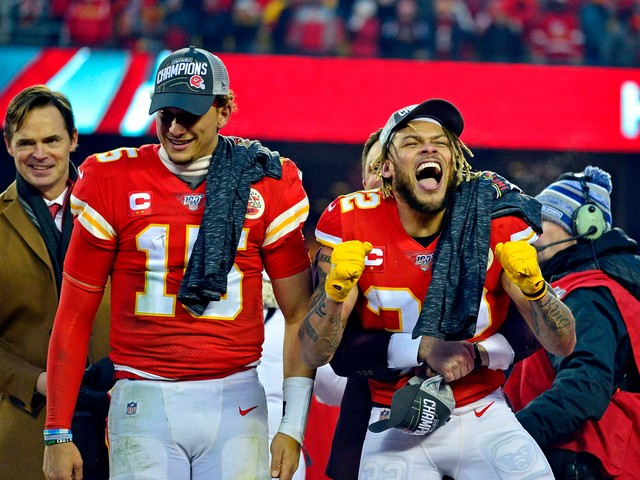 Super Bowl tickets for Chiefs vs. 49ers are selling for record amount