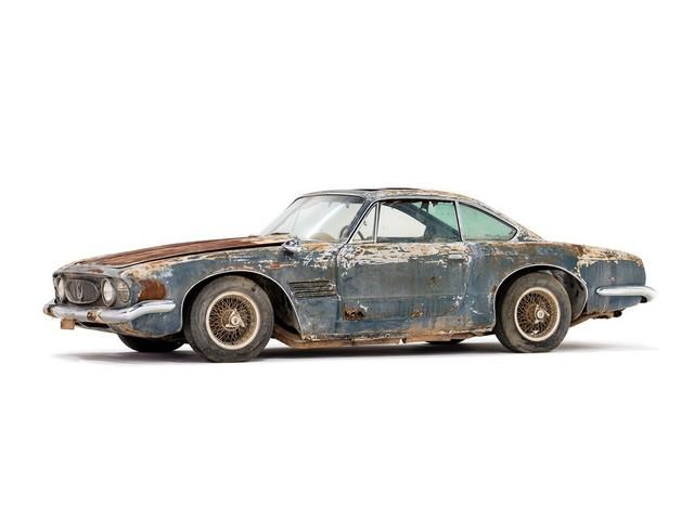 1961 Maserati 5000GT--
