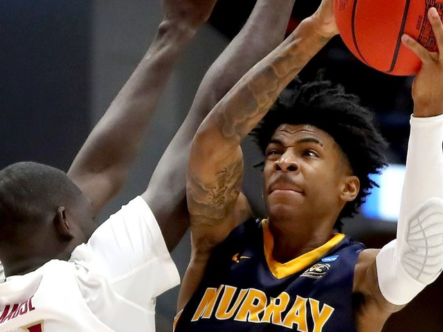 The Key to Ja Morant's NBA Future Was Revealed In the NCAA Tournament