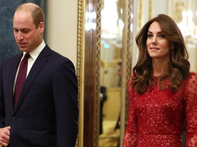 Steal Kate Middleton's style in these affordable sparkly red dresses