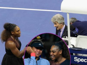 TENNIS DRAMA! Class Act Serena Williams CHECKS Umpire For Sexism, Gets Fined $17K After Losing US Open To Naomi Osaka + LaLa, Kelly Rowland & More Show Support