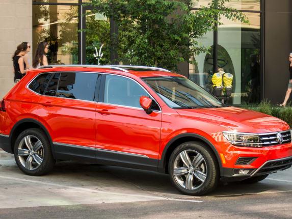 2018 Volkswagen Tiguan Review: First Drive