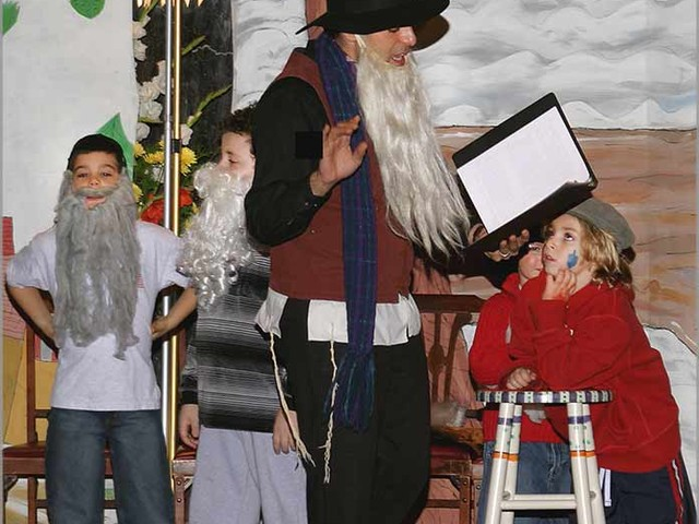 The Open Book Theatre Presents Unique Holiday Entertainment for the Whole Family