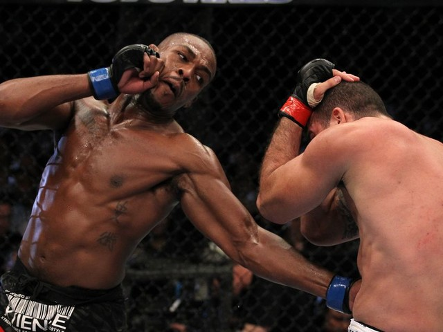 This Day in MMA History: Jones beat Shogun, Schaub KOs Cro Cop