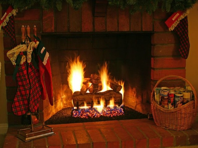 A Creosote Free Chimney For Santa