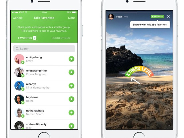 Instagram testing a new way to let you share photos with select friends
